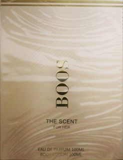 Boos set The Scent voman EDP 100 ml Body lotion 100 ml