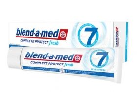 Blend-a-med Complete Protect Extra Fresh  7  100 ml