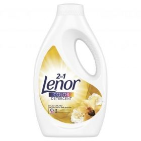 LENOR GOLD ORCHID Течен перилен препарат, 20 пранета
