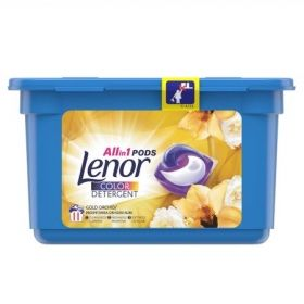 LENOR GOLD ORCHID Капсули за пране, 11 бр.