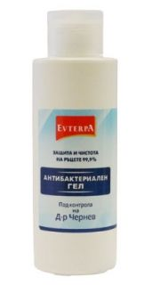 Антибактериален Гел Evterpa 100 ml.