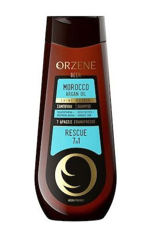 Orzene Morocco Argan oil Rescue 7 in 1 400 ml