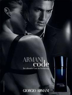 Armani, Code Eau De Toilette 75 мл. за мъже-тестер