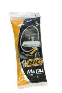 BIC metal самобръсначки