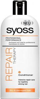 Syoss Repair Therapy възтановяващ балсам за коса 500мл