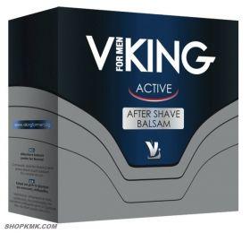 Viking балсам за след бръснене за нормална кожа