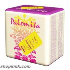 """Palomita """"Bouquet"""" Дамски превръзки текстилно покритие 10бр."""