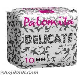 Palomita Delicate Дневни дамски превръзки 10бр