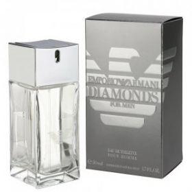 Emporio Armani Diamonds (EDT, M, 50ml)-Мъжки Парфюм