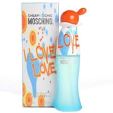 Moschino I Love Love за жени 30ml