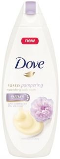 Dove Purely Pampering  душ гел  крем 250 мл.