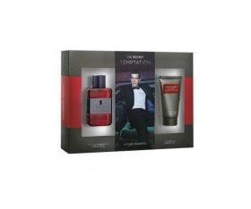 Antonio Banderas The Secret Temptation Men EDT 50 ml + 50 ml AFTERSHAVE BALM 2 Pcs Gift Set Комплект