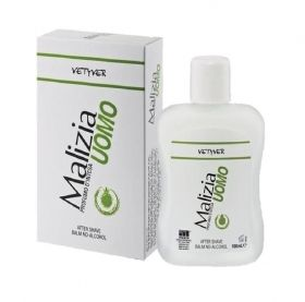 MALIZIA UOMO VETYVER AFTER SHAVE BALM 100ML