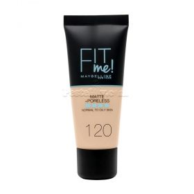 Maybelline Fit Me! фон дьо тен №120 Classic Ivory (Matte + Poreless) 30 мл.