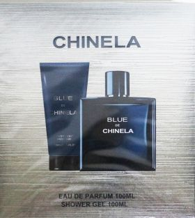 Blue de Chinela set for MEN  EDP 100 ml Shower Gel 100 ml