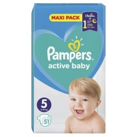 Pampers Active Baby 5 11-16кг 51бр.