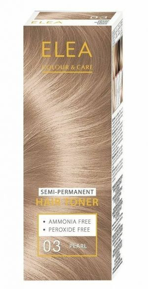 ELEA Colour & Care Hair Toner Pearl № 03