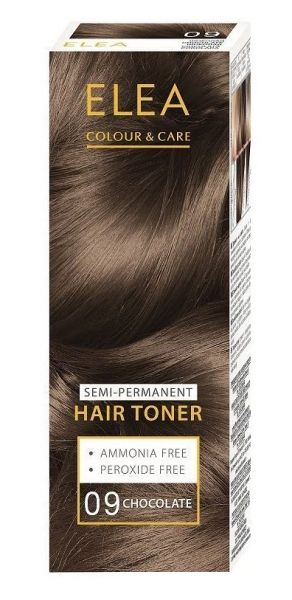 ELEA Colour & Care Hair Toner Chocolate  № 09