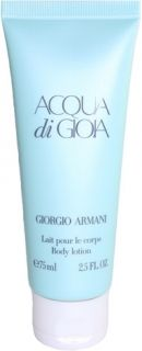 ARMANI  ACGUA DI GIOIA BODY LOTION 75ML