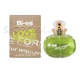 BI-ES  Love Forever Green Edp for woman 90ml